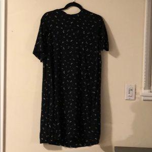 Flutter sleeve dress!